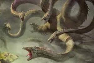 Multi headed monster