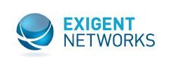 Exigent networks -logo