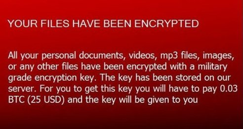 ransomware report