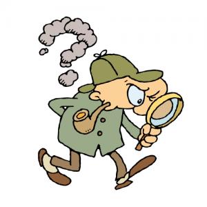 sherlock-holmes cartoon