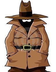 spy incognito cartoon