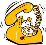 telephone cartoon 1