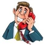 telephone cartoon 2